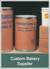 Custom Bakery Supplier